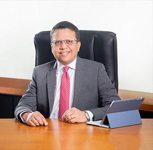 Jude Gomes - CEO