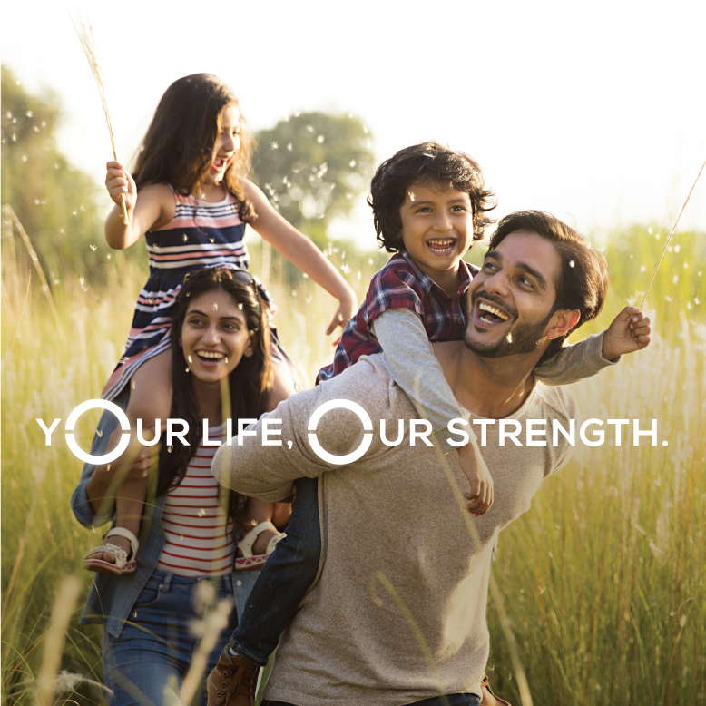 Your Life, Our Strength